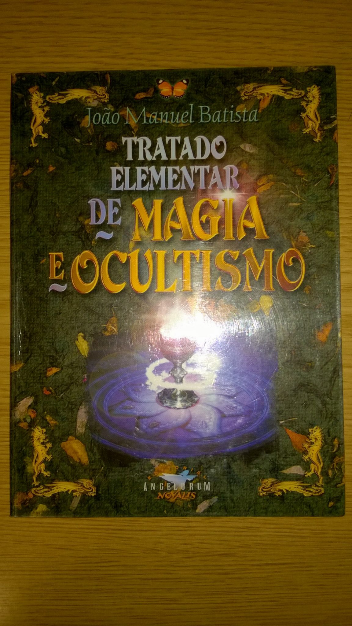 Tratado Elementar de Magia e Ocultismo