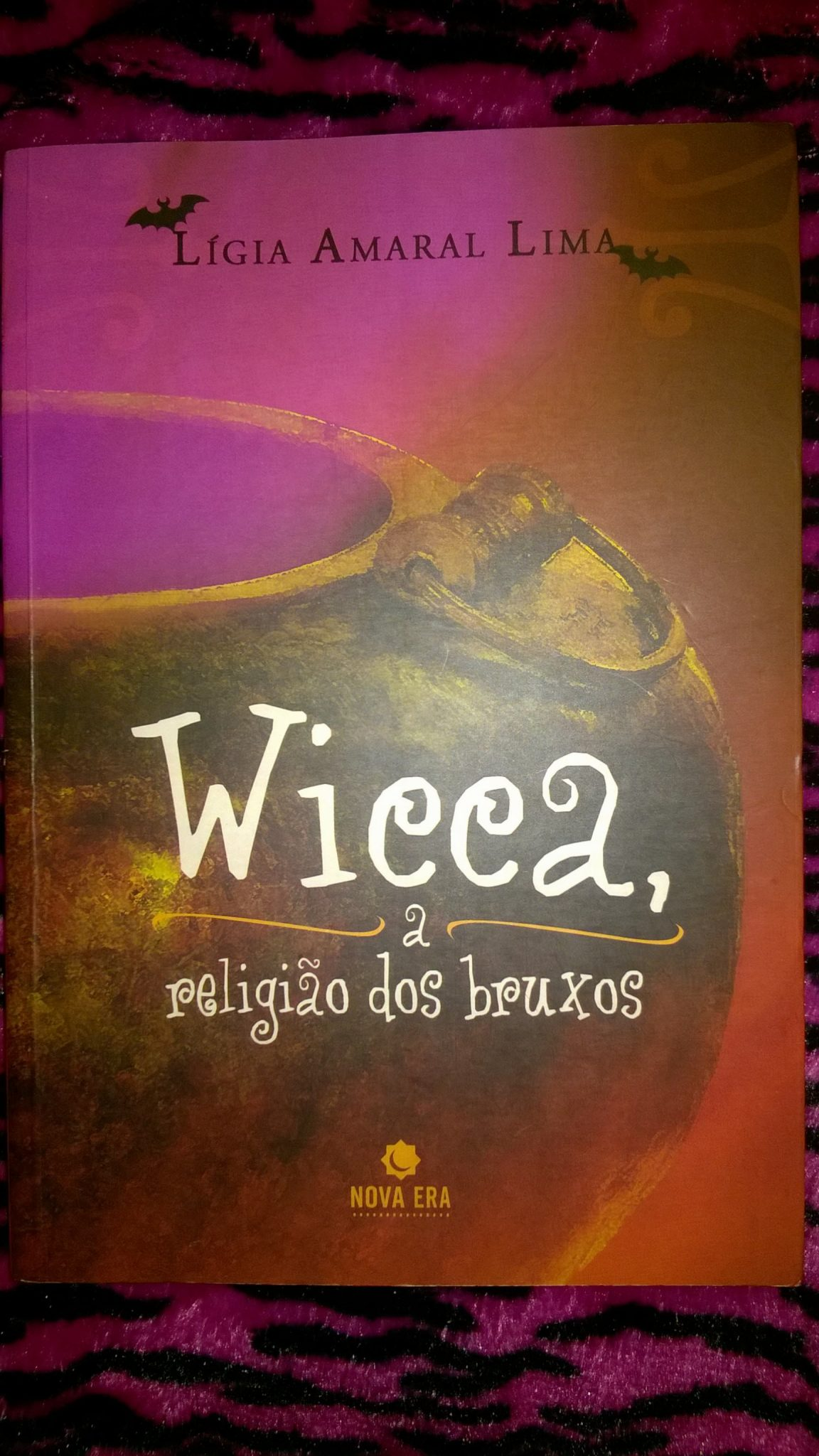 Wicca a Religião dos Bruxos