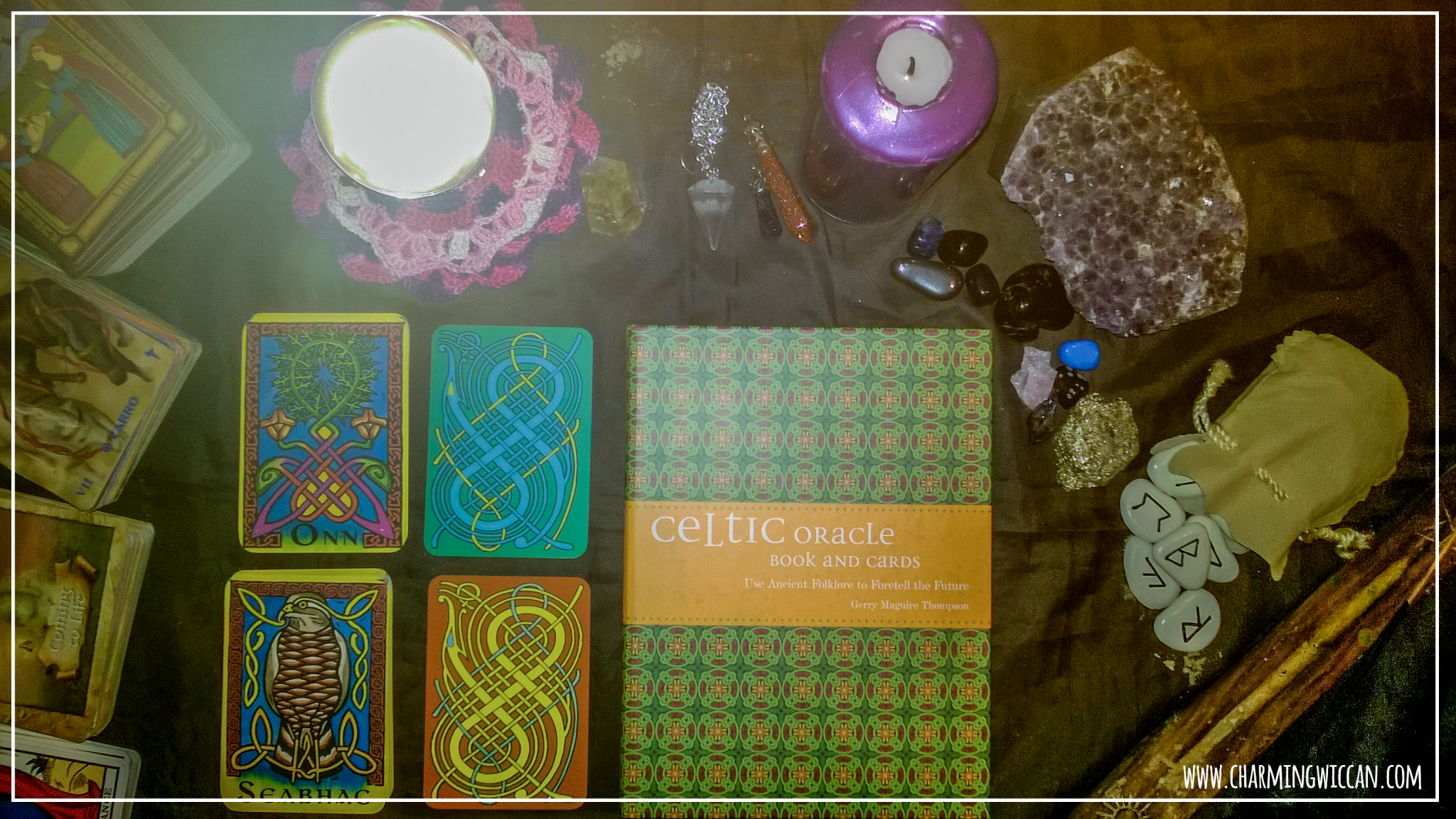 celtic oracle/ Oráculo Celta