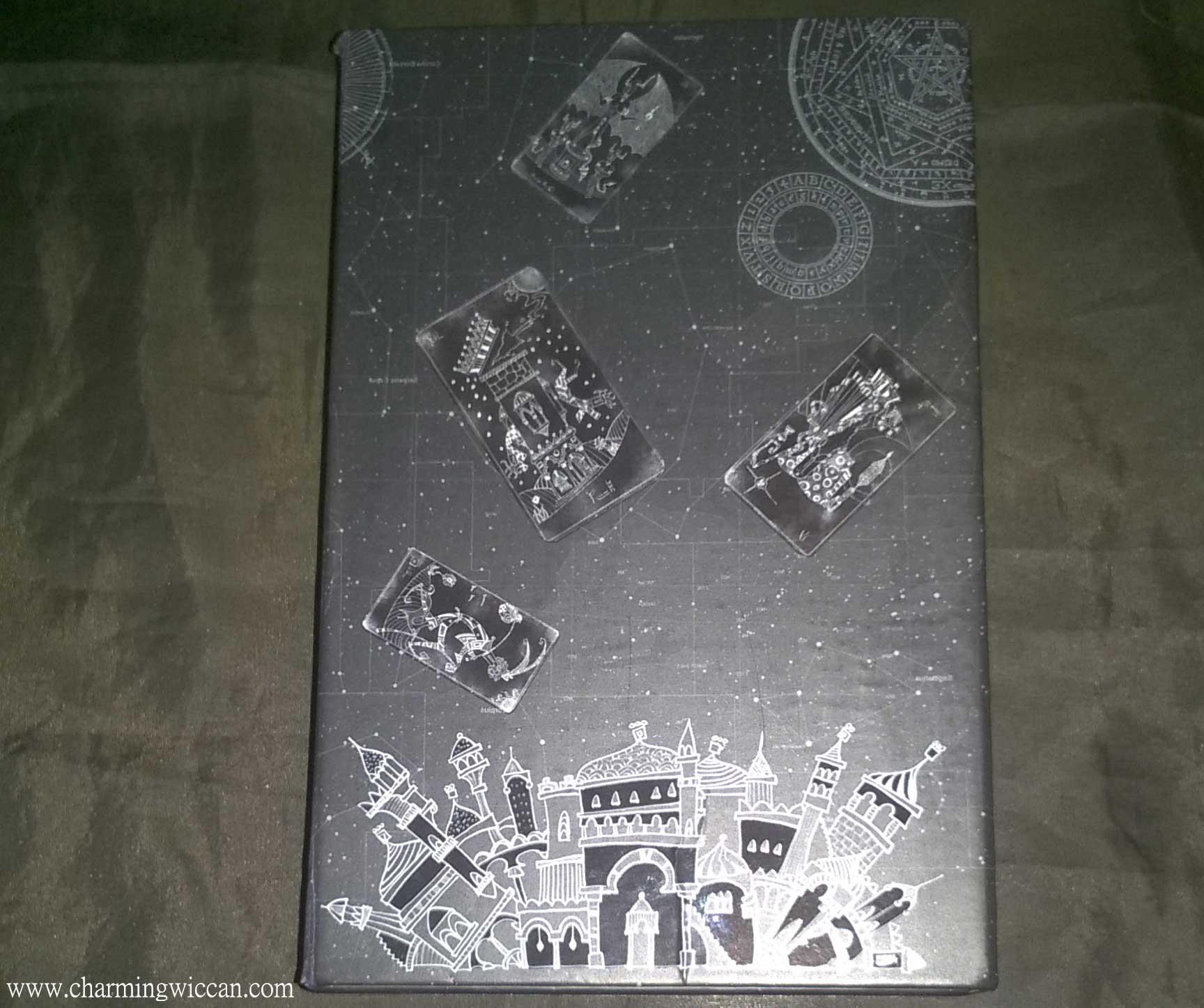 caixa the lost code of tarot