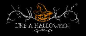 like a halloween